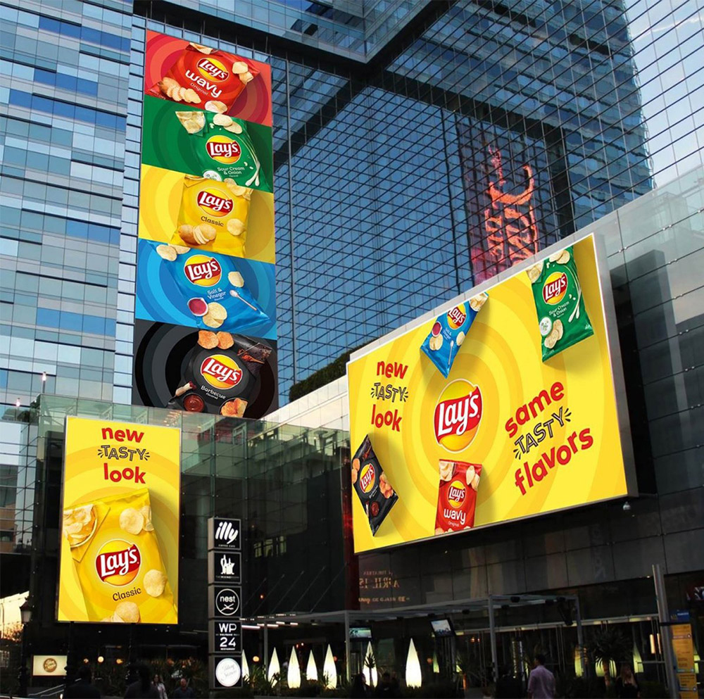 休闲食品品牌升级
