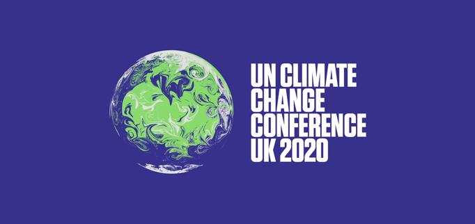 品牌设计分享:联合国第26届气候变化大会徽标亮相