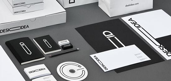 办公用品品牌,标识设计