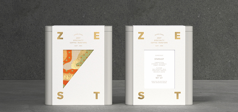 咖啡品牌标志设计、包装设计赏析