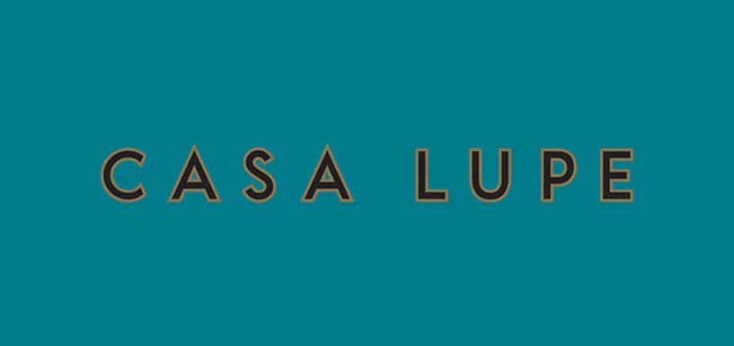 CasaLupe咖啡餐厅VI形象设计