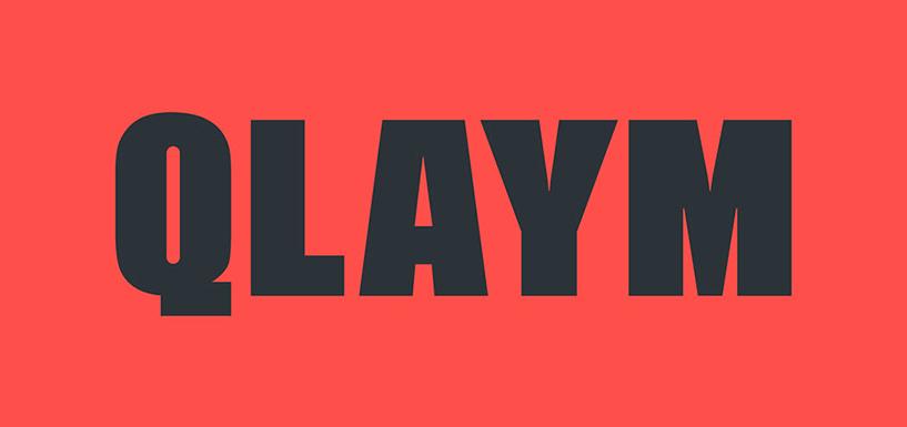 Qlaym系统工业化品牌VI形象设计
