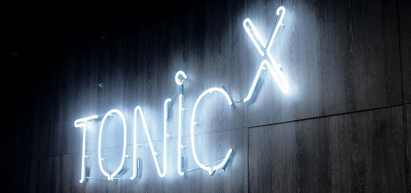 补品X餐饮品牌标志设计和空间设计