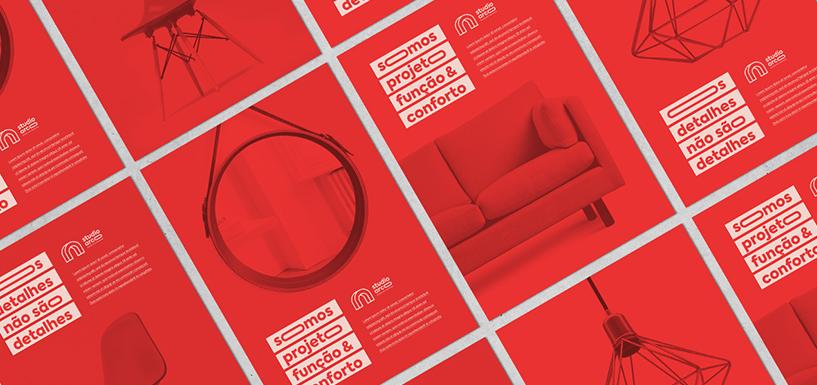 装修行业室内设计公司VI形象设计