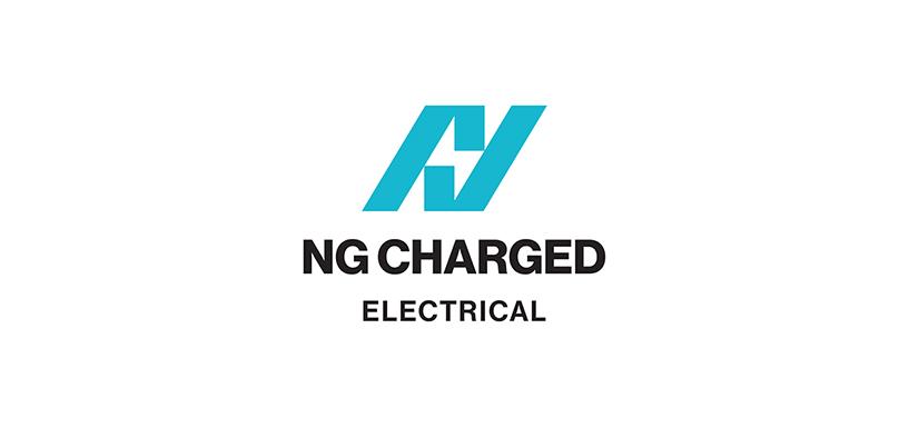 NG Charged电气公司VI设计