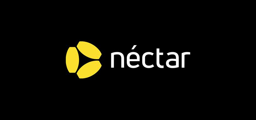 互联网行业Néctar视频平台VI设计