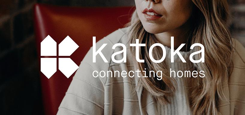 Katoka智能家居标志设计