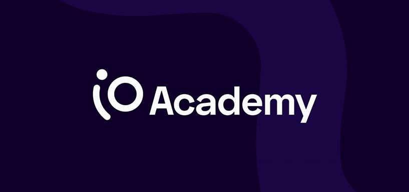 编码训练营iO Academy品牌形象设计