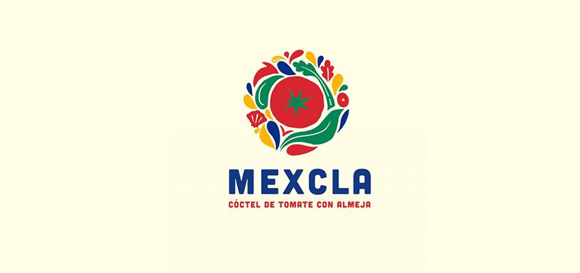 Mexcla番茄鸡尾酒VI设计